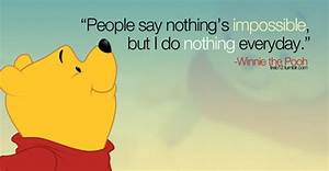 Life Lessons From Winnie The Pooh: Part 1   Cristina's Ideas