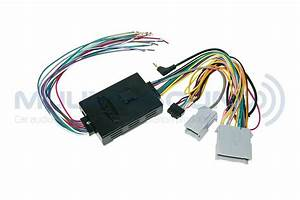 Radio Stereo Replacement Amp Onstar Integration Interface