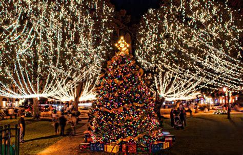 st augustine christmas ultimate florida getaway guide