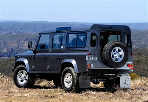 land rover australian land rover defender 110 station wagon au spec 2007 wallpapers