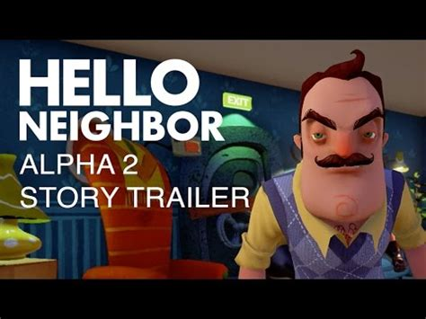 hello neighbor alpha 2 available now tinybuild developer and publisher