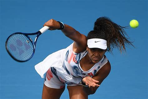 Naomi osaka was born in 1997 in osaka, in a very unusual (for japan) international family. Naomi Osaka advances at the Australian Open in somewhat dramatic fashion   The Star