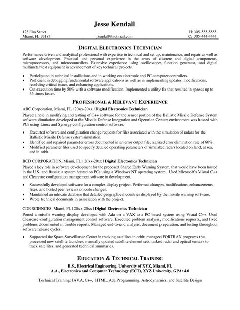 Sle Resume For Technologist by 9 Surgical Technologist Resume Template Ideas Resume