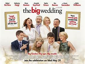 The Big Wedding Quad Poster - HeyUGuys