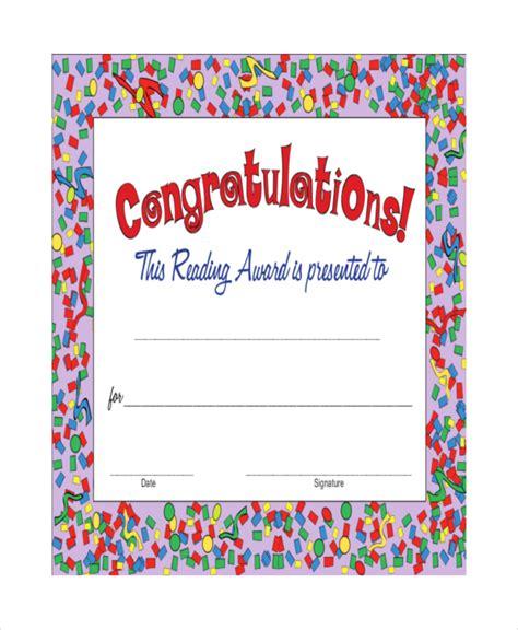 congratulations certificate templates 14 congratulations certificate templates free sample