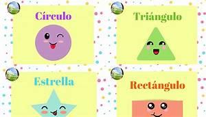 Fichas de FIGURAS GEOMÉTRICAS geométricas para primaria