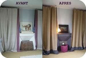 Dressing Autour Du Lit : la nouvelle chambre mes petits riens ~ Premium-room.com Idées de Décoration