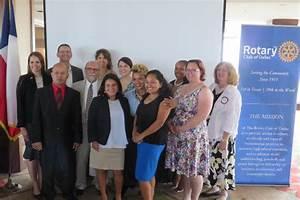 The Rotary Club of Dallas honors three East Dallas ...