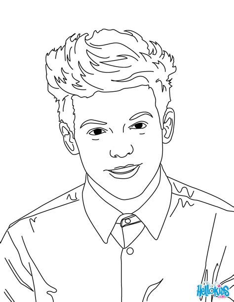louis tomlinson coloring pages hellokidscom