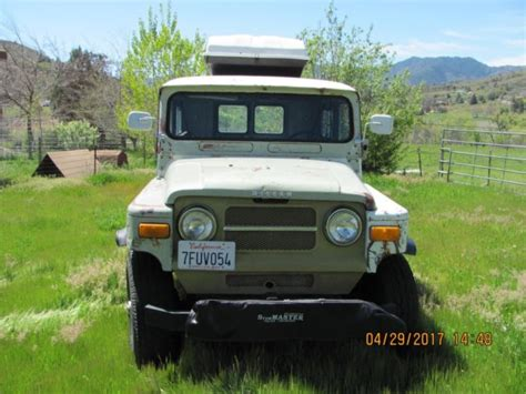 nissan patrol classic 1969 nissan patrol 4x4 classic nissan other 1969 for sale