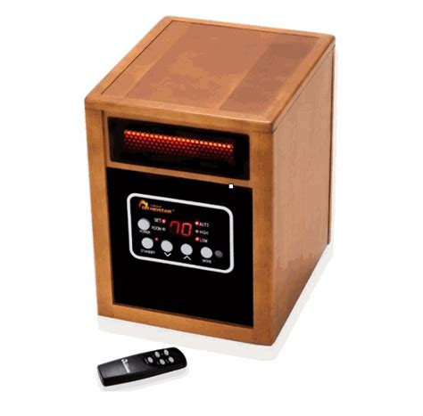 space heater infrared portable dr