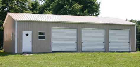 garage rent to own wildcat barns garages rent to own all metal garages pole barns pole garages