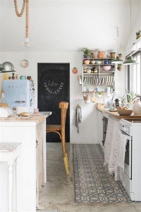 cuisine deco vintage les 25 meilleures idées de la catégorie cuisine bohème sur