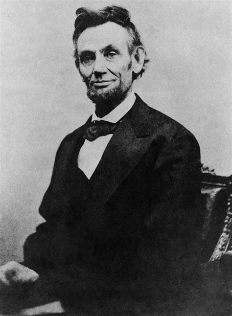 Fileabraham Lincoln Half Length Seated, April 10, 1865