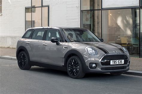 MINI : Mini Clubman Black Pack Exclusive For Uk Buyers