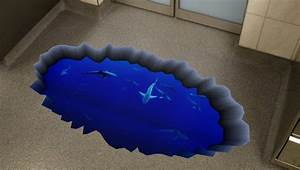 Create an underwater 3d floor graphic in illustrator and for How to create 3d floor graphics
