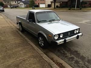 1982 Vw Caddy  Rabbit Pickup  1 9 L Diesel Na  W   Power
