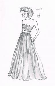 How To Draw Prom Dresses - Boutique Prom Dresses