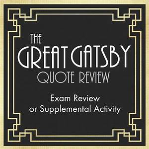 The Great Gatsb... Gatsby Race Quotes