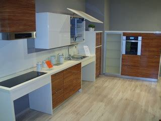concrete floor kitchen top cabinet with joint fold lift mechanism modern 2421