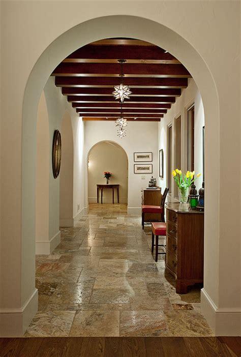 hope ranch spanish style custom home hall mediterranean hall santa barbara  allen