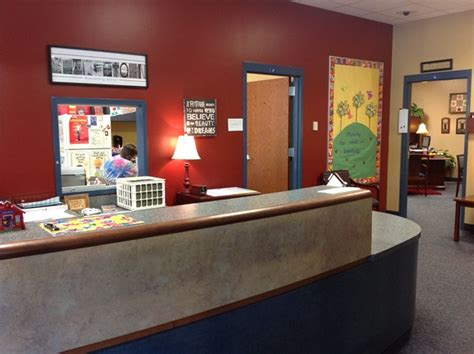 School Office Decor Ideas by Yankeetown Elementary School