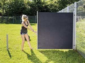 Pare Vue Pas Cher : pare vue extensible brise vue en hauteur idmaison ~ Premium-room.com Idées de Décoration