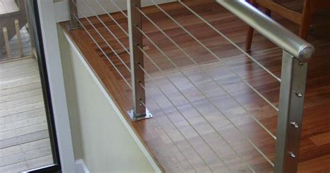 decks  wire cable railings railing   deco steel