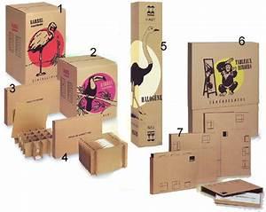 Carton De Déménagement Gratuit : mat riel d 39 emballage et cartons de d m nagement nadin ~ Premium-room.com Idées de Décoration