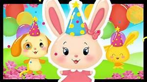 Gateau Anniversaire Dessin Animé : joyeux anniversaire dessins anim s titounis et chansons pour les enfants youtube ~ Melissatoandfro.com Idées de Décoration