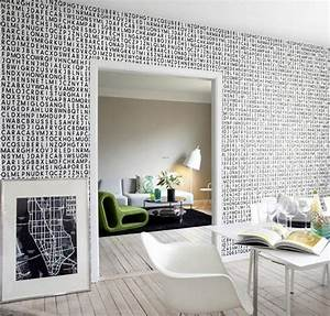 25 wall design ideas for your home for Awesome photo wall ideas for your house