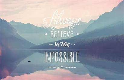 Wall Impossible Inspirational Quote Mural Quotes Wallpapers