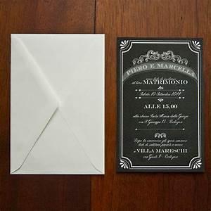 Partecipazioni Matrimonio Vintage EJ19 Regardsdefemmes