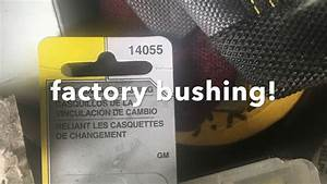 Replace 2015 Ford Fusion Shifter Cable Bushing