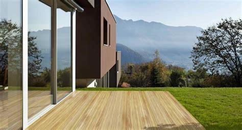 Untergrund Terrasse Holz by Terrasse Holz Verlegerichtung Denvirdev Info