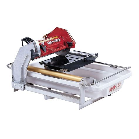 tile saws home depot mk mk 660 tile saw 153330 the home depot
