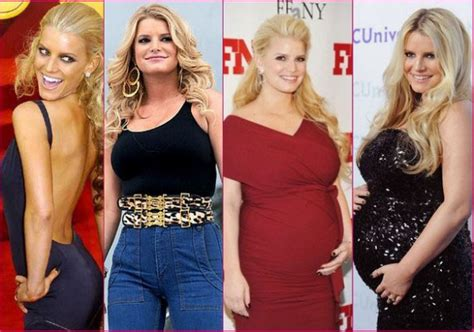 6 Baby Weight Loss Tips From Jessica Simpson