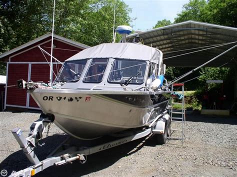 Aluminum Fishing Boats For Sale In Ca by 2012 Used Weldcraft 202 Rebel Aluminum Fishing Boat For