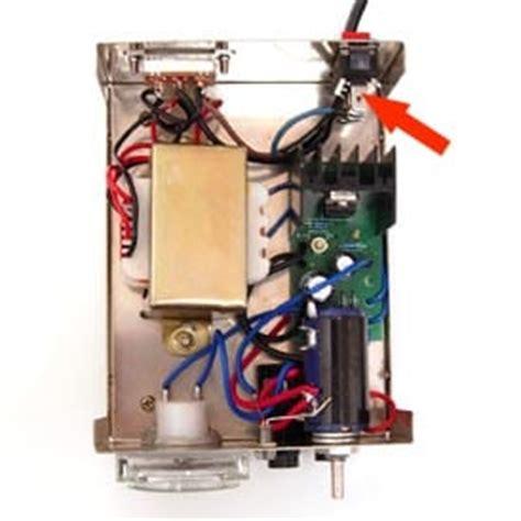 fix  tattoo power supply