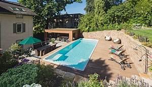 Pool Bauen Lassen Preis : pool hanglage google suche garten und terrasse pinterest suche google und zukunft ~ Markanthonyermac.com Haus und Dekorationen