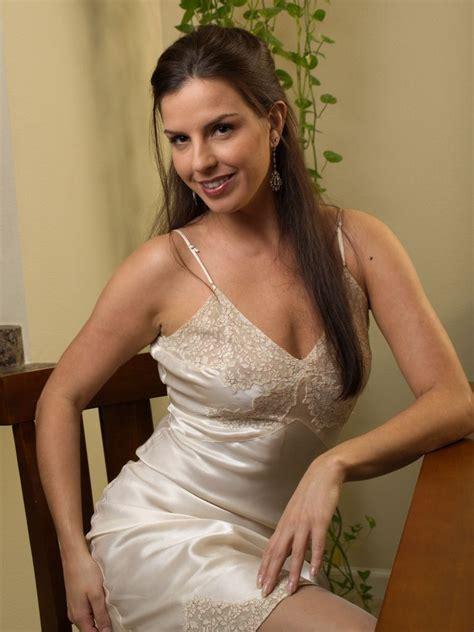 sittin pretty for portrait white slips formal