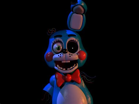 Withered Toy Bonnie By Fnafdude223 On Deviantart