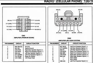 Ford Premium Sound Wiring Diagram