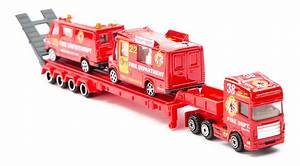 Buy Pro Engine Tractor And Trailer Play Set  Assorted