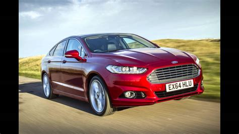 2016 Ford Mondeo Ruby Red