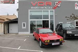 Alfa Romeo Gtv6 Occasion : voiture auto neuve et occasion cavaillon vaucluse vdr84 ~ Medecine-chirurgie-esthetiques.com Avis de Voitures