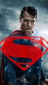 Batman vs Superman Henry Cavill Android Wallpaper free ...