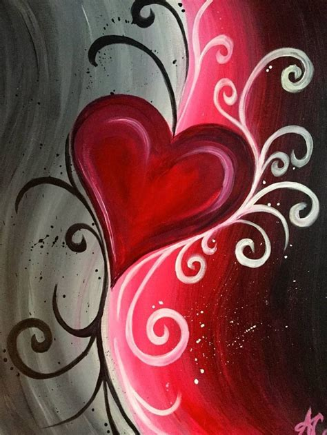 Learn 3 easy ways to paint quotes, sayings, and words onto canvas and make your own how to: Best 10+ Black canvas paintings ideas on Pinterest   Black canvas ...   Easy canvas painting
