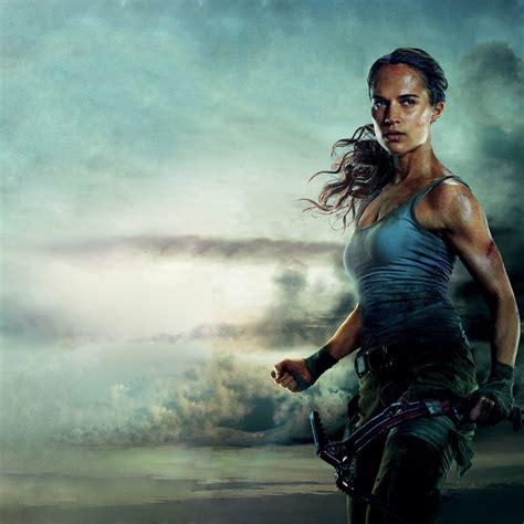 Alicia Vikander Tomb Raider 2018 Movie, Full Hd Wallpaper