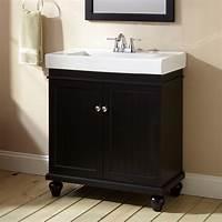 """black bathroom vanities 30"""" Lander Vanity - Black - Bathroom"""